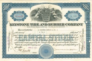 Keystone Tire and Rubber Company