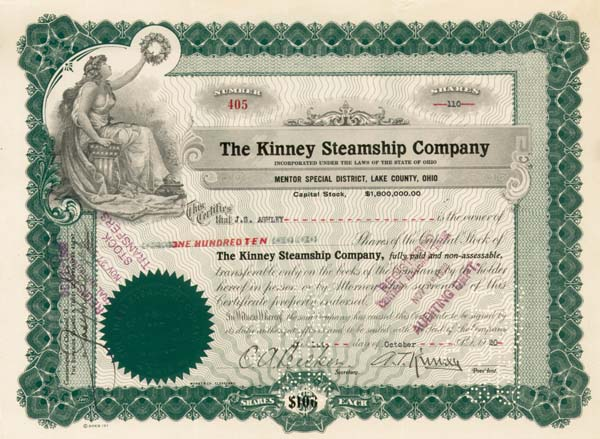 Kinney Steamship Company