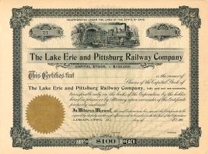 Lake Erie and Pittsburg Railway Company