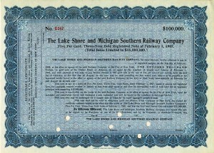 Lake Shore and Michigan Southern Railway