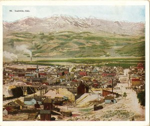 Post Card of Leadville, Colo.