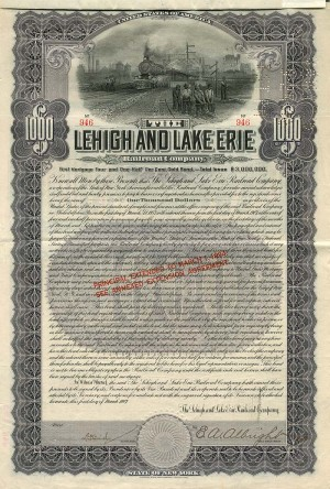 Lehigh and Lake Erie Railroad Company
