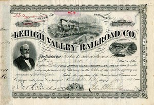 Lehigh Valley Railroad Co.