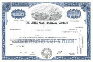 Little Miami Railroad Company