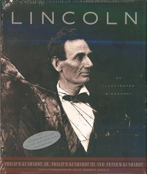 Lincoln Book - SOLD