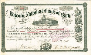 Lincoln National Bank of Bath