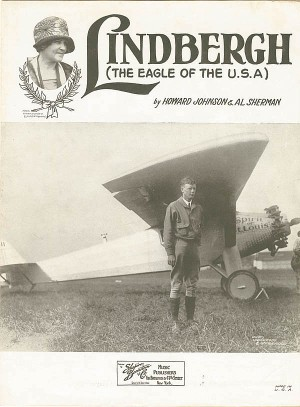 Lindbergh (The Eagle of the USA) - SOLD