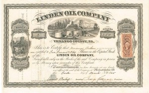 Linden Oil Company - SOLD