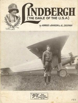 Lindbergh (The Eagle of the U.S.A.)