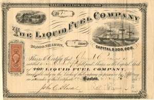 Liquid Fuel Company - SOLD