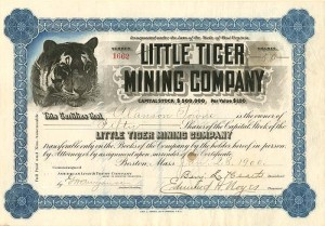 Little Tiger Mining Company