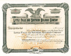Little Falls & Southern Railroad