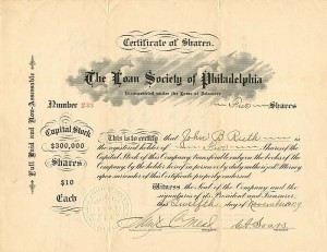 Loan Society of Philadelphia