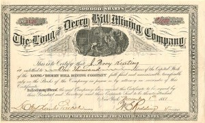 Long and Derry Hill Mining Company