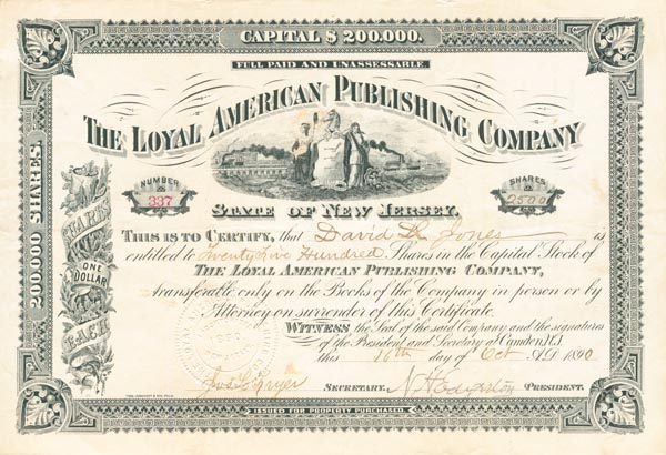 Loyal American Publishing Company
