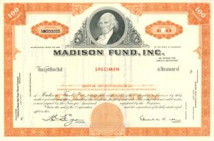Madison Fund, Inc.