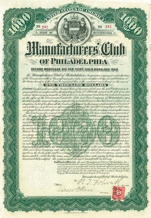 Manufacturers' Club of Philadelphia