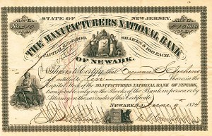 Manufacturers National Bank of Newark
