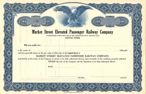 Market Street Elevated Passenger Railway Company