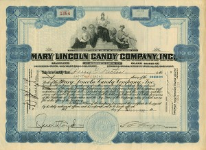 Mary Lincoln Candy Company, Inc