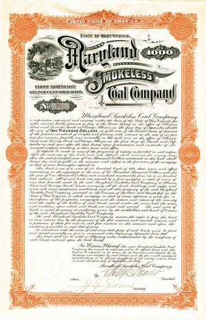Maryland Smokeless Coal Co