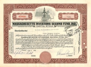 Massachusetts Investors Second Fund, Inc.