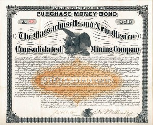 Massachusetts & New Mexico Consolidated Mining Company