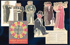 Charlie McCarthy's Radio Party - SOLD