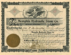 Memphis Hydraulic Stone Co.