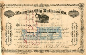 Memphis City Railroad Co.