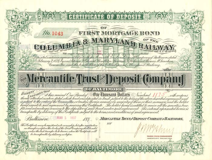 Mercantile Trust and Deposit Company