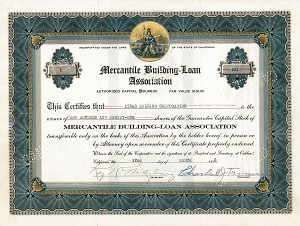 Mercantile Building Loan Association