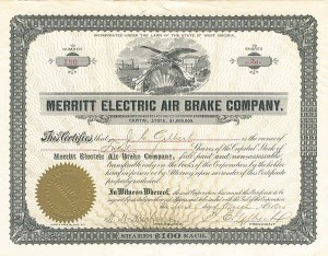 Merritt Electric Air Brake Company
