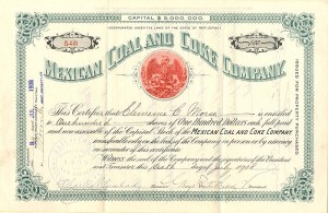 Mexican Coal and Coke Company
