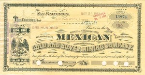 Mexican Gold and Silver Mining Company