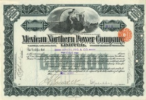 Mexican Northern Power Company, Limited