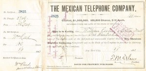 Mexican Telephone Company