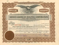 Mexico-American Holding Corporation