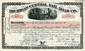 Michigan Central Rail Road Co.