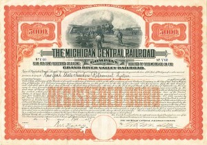 Michigan Central Railroad - SOLD