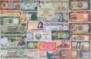 Middle East Collection - 28 Different Notes