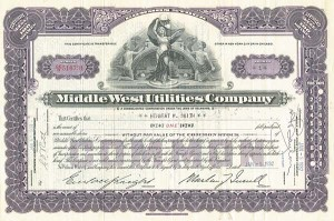Middle West Utilities Company