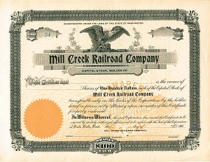 Mill Creek Railroad