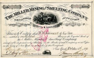 Miller Mining and Smelting Company