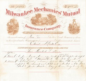 Milwaukee Mechanics Mutual Insurance Company - SOLD