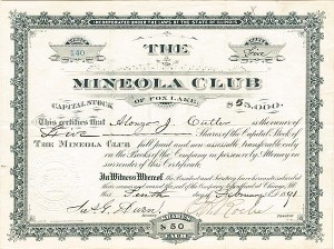 Mineola Club of Fox Lake