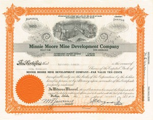 Minnie Moore Mine Development Company