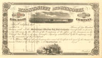 Mississippi and Missouri Railroad Company