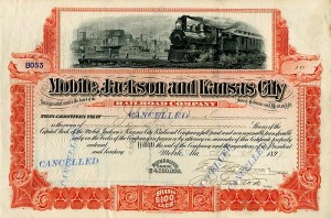 Mobile, Jackson and Kansas City Railroad Company