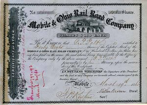 Mobile & Ohio Rail Road Company